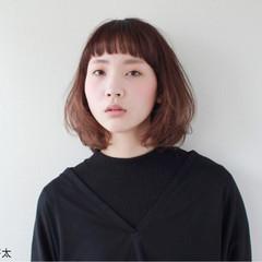 ミルクティー モード ベージュ ナチュラル ヘアスタイルや髪型の写真・画像