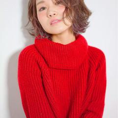 大人かわいい 色気 ガーリー ゆるふわ ヘアスタイルや髪型の写真・画像