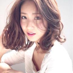 ストリート ピュア フェミニン 大人かわいい ヘアスタイルや髪型の写真・画像