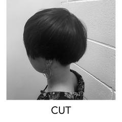 似合わせカット ヘアカット ショート ショートカット ヘアスタイルや髪型の写真・画像