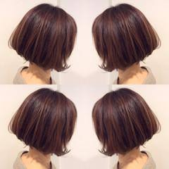 艶髪 アッシュ 小顔 ナチュラル ヘアスタイルや髪型の写真・画像