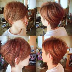 ストリート ボーイッシュ メンズ モテ髪 ヘアスタイルや髪型の写真・画像