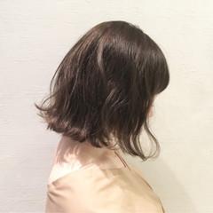色気 アッシュベージュ グレージュ 外国人風 ヘアスタイルや髪型の写真・画像