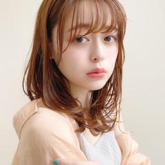 レイヤーカット 簡単ヘアアレンジ アンニュイほつれヘア ナチュラル ヘアスタイルや髪型の写真・画像