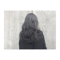 アンニュイ リラックス ナチュラル 透明感 ヘアスタイルや髪型の写真・画像