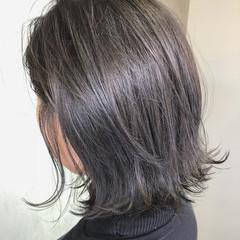ショートボブ ボブ ミニボブ ナチュラル ヘアスタイルや髪型の写真・画像