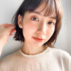 パーティー 韓国ヘア ナチュラル 大人かわいい ヘアスタイルや髪型の写真・画像