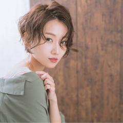 ウェットヘア アンニュイ ナチュラル 色気 ヘアスタイルや髪型の写真・画像