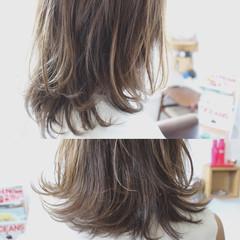 色気 ボブ ミディアム ゆるふわ ヘアスタイルや髪型の写真・画像