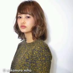 フェミニン ナチュラル モテ髪 ピュア ヘアスタイルや髪型の写真・画像