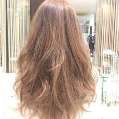デート ナチュラル 艶髪 ヘアアレンジ ヘアスタイルや髪型の写真・画像