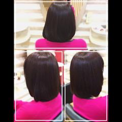 髪質改善カラー 艶髪 フェミニン 社会人の味方 ヘアスタイルや髪型の写真・画像