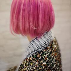 ダブルカラー ハイトーン 外国人風カラー モード ヘアスタイルや髪型の写真・画像