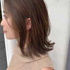 オフィス スポーツ ヘアアレンジ ナチュラル ヘアスタイルや髪型の写真・画像