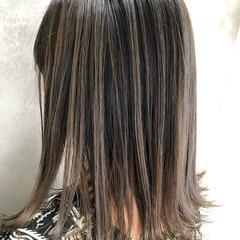 ブリーチ必須 外国人風カラー バレイヤージュ グラデーションカラー ヘアスタイルや髪型の写真・画像