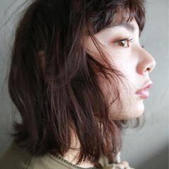 ストリート 前髪あり ボブ 外国人風 ヘアスタイルや髪型の写真・画像