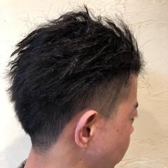 メンズカット メンズパーマ メンズヘア ストリート ヘアスタイルや髪型の写真・画像
