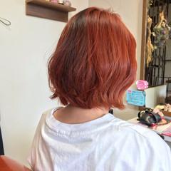 ボブ ボブヘアー ショートボブ ハイトーン ヘアスタイルや髪型の写真・画像