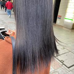 ミルクティーベージュ ヌーディベージュ ブラウンベージュ 透明感カラー ヘアスタイルや髪型の写真・画像