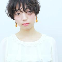 大人女子 パーマ 大人かわいい ナチュラル ヘアスタイルや髪型の写真・画像