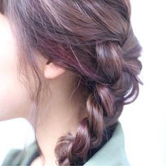 ショート ゆるふわ 前髪あり ヘアアレンジ ヘアスタイルや髪型の写真・画像