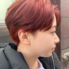 ショートボブ アンニュイほつれヘア ベリーショート 大人かわいい ヘアスタイルや髪型の写真・画像