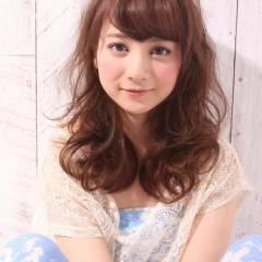 コンサバ アッシュベージュ モテ髪 大人かわいい ヘアスタイルや髪型の写真・画像