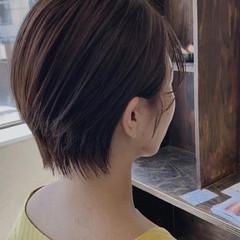 ミルクティーグレージュ 大人かわいい ミルクティーベージュ ナチュラル ヘアスタイルや髪型の写真・画像