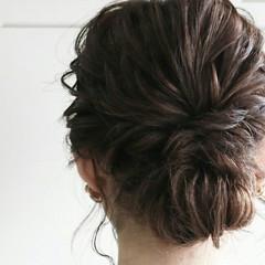 大人かわいい ヘアアレンジ 結婚式 大人女子 ヘアスタイルや髪型の写真・画像