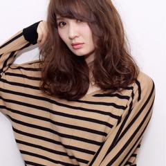 外国人風 ストリート ガーリー ナチュラル ヘアスタイルや髪型の写真・画像