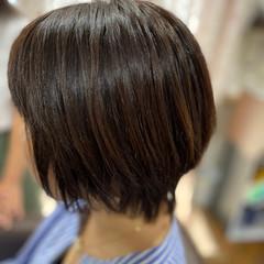 モード ショートヘア ショートボブ ベリーショート ヘアスタイルや髪型の写真・画像