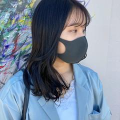 ゆるふわ アンニュイ レイヤーカット 韓国ヘア ヘアスタイルや髪型の写真・画像