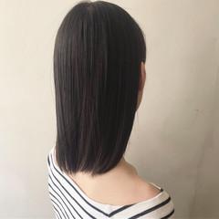 髪質改善 ナチュラル ミディアム 髪質改善トリートメント ヘアスタイルや髪型の写真・画像