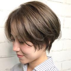フェミニン オフィス エフォートレス ヘアアレンジ ヘアスタイルや髪型の写真・画像