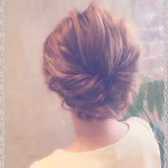 大人かわいい かわいい 簡単ヘアアレンジ ショート ヘアスタイルや髪型の写真・画像