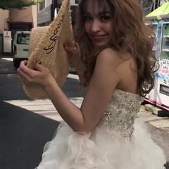 アンニュイほつれヘア 簡単ヘアアレンジ ロング フェミニン ヘアスタイルや髪型の写真・画像