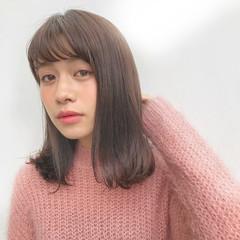 ガーリー 色気 こなれ感 フェミニン ヘアスタイルや髪型の写真・画像