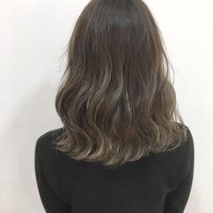 上品 エレガント グラデーションカラー 外国人風カラー ヘアスタイルや髪型の写真・画像