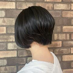 ショート 大人ショート ショートヘア ナチュラル ヘアスタイルや髪型の写真・画像