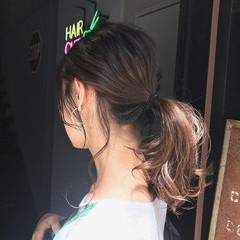 大人カジュアル oggiotto 透明感カラー ナチュラル ヘアスタイルや髪型の写真・画像