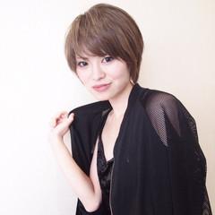 モード 大人女子 アッシュ かっこいい ヘアスタイルや髪型の写真・画像