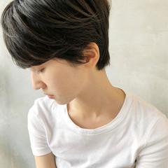 大人女子 こなれ感 オフィス ナチュラル ヘアスタイルや髪型の写真・画像