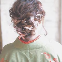 成人式 結婚式 ショート ロング ヘアスタイルや髪型の写真・画像
