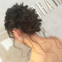 ロング フェミニン アンニュイほつれヘア アンニュイ ヘアスタイルや髪型の写真・画像