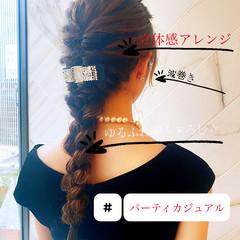 銀座美容室 ロング ナチュラル 3Dハイライト ヘアスタイルや髪型の写真・画像