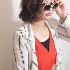 透明感 大人女子 モード ウェットヘア ヘアスタイルや髪型の写真・画像