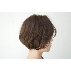 ボブ ミニボブ ショートボブ ショートヘア ヘアスタイルや髪型の写真・画像
