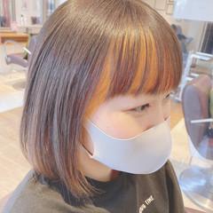髪質改善トリートメント ナチュラル ミニボブ ボブ ヘアスタイルや髪型の写真・画像
