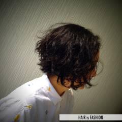 ボブ 丸顔 ナチュラル 逆三角形 ヘアスタイルや髪型の写真・画像