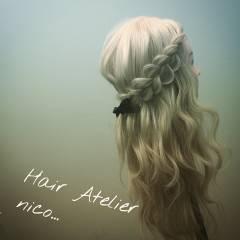 ナチュラル 愛され 簡単ヘアアレンジ モテ髪 ヘアスタイルや髪型の写真・画像